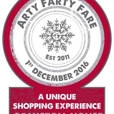 Arty Farty Fare – Ormiston House, Kelso – 1/12/16