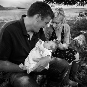 Scottish Borders Family Photography – Parents Get in the Picture!